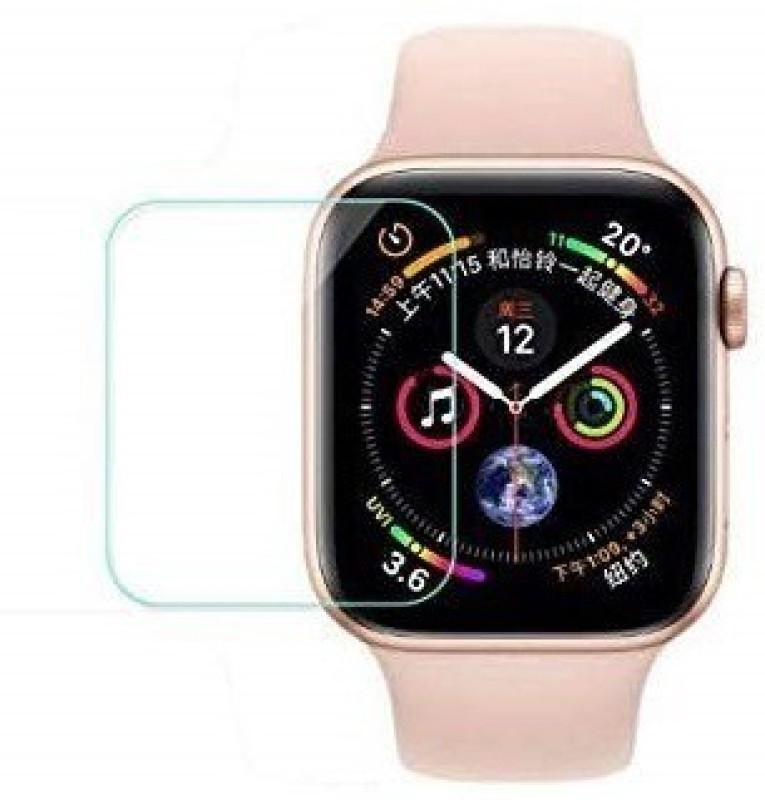Babbu Mobile Impossible Screen Guard for Apple Watch Series 5(Pack of 1)