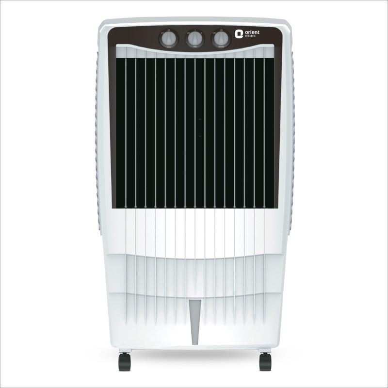 Orient Electric 85 L Desert Air Cooler(White, Snowbreeze Magnus CD8501H)