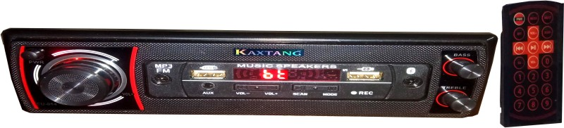 Kaxtang MOBILE CHARGING BLUETOOTH HIGH WOOFFER BASS PLUS CLASSICAL UNIVERSAL FIT Car Bluetooth Media Player +BT Board With FM/ USB/ AUX/ MP3/ BT Car Stereo(Single Din)