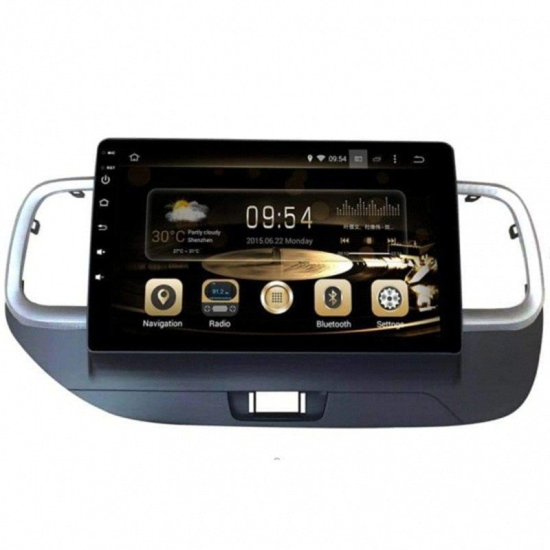 DealT Android System 10.1 Inch MP4 Music Player HD 1080P Touch screen Car Stereo(Double Din)