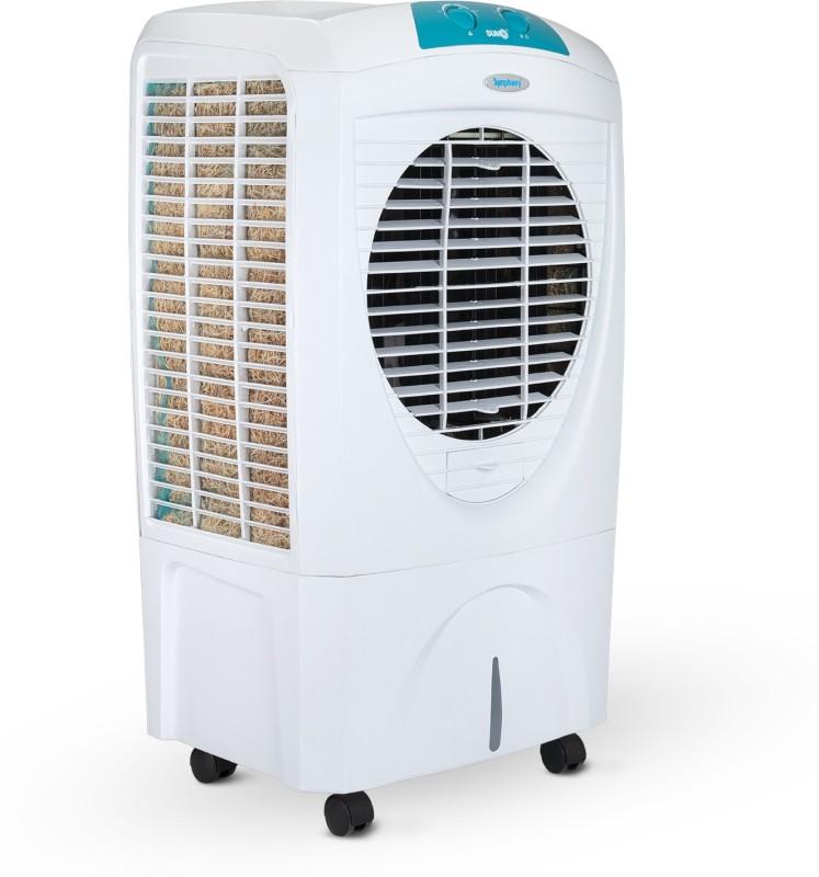 Symphony 70 L Desert Air Cooler(White, Sumo 70)