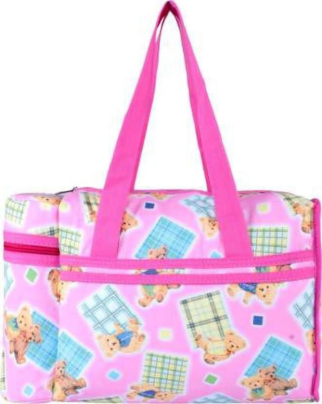 MOMS AND KIDS Diaper 04 nursery diaper bag(Pink)