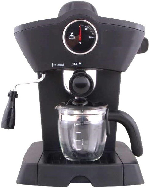 Sun Collections sunremedies_coffeemakers_02 8 Cups Coffee Maker(Black)