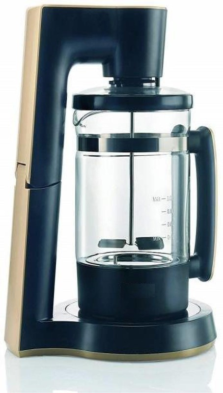 Sun Collections sunremedies_coffeemakers_23 10 Cups Coffee Maker(Black)