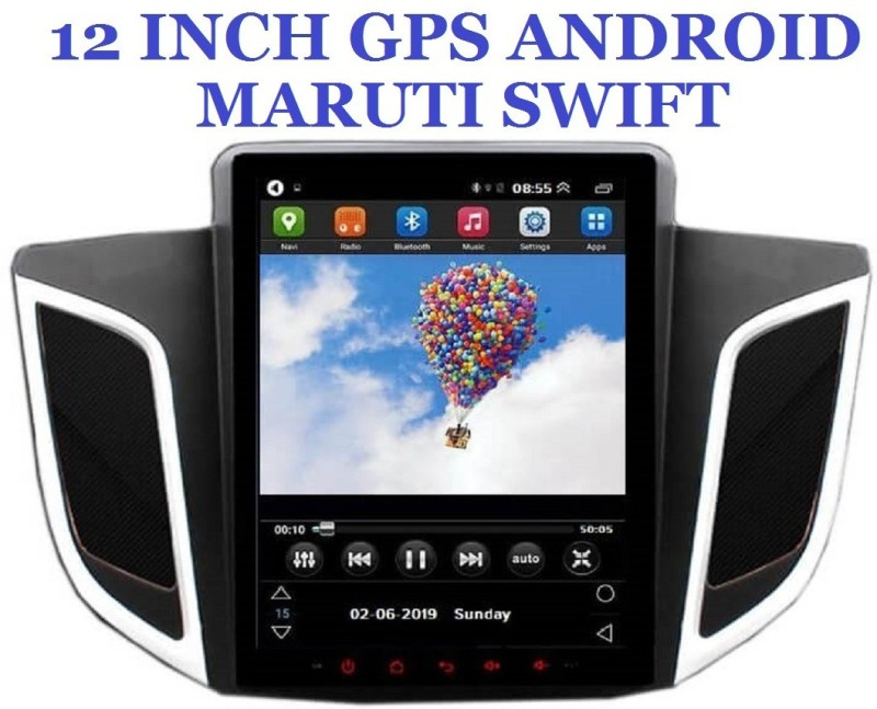 DealT Tesla Style Android Quad Core Car Radio Central Multimedia Autoradio System for GPS Navigation Car Stereo(Double Din)