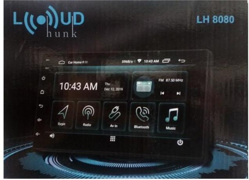 Pahal LH8080 Car Stereo(Double Din)