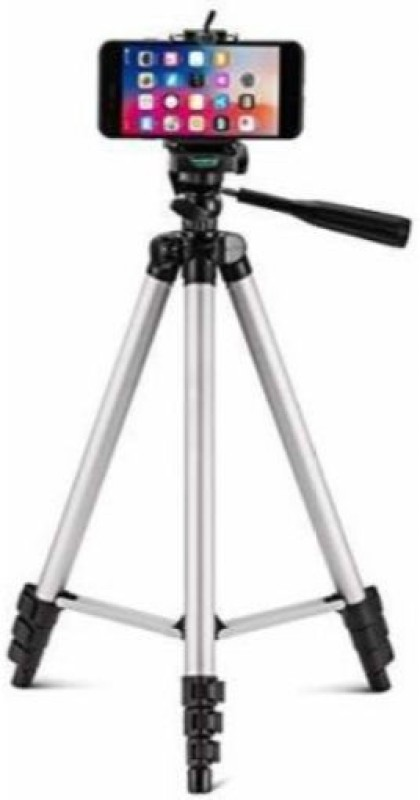 SYARA DYL_711B_mi 3110 Tripod smart phones compatiable Portable tripod with bluetooth remote  360 degree tripod   Foldable triopod   Camera stand   Mobile Tripod   Camcorder tripod   Camera mount   Extendable tripod  Three-Dimensional Head & Quick Release Plate   Compatible with android & IOS smart