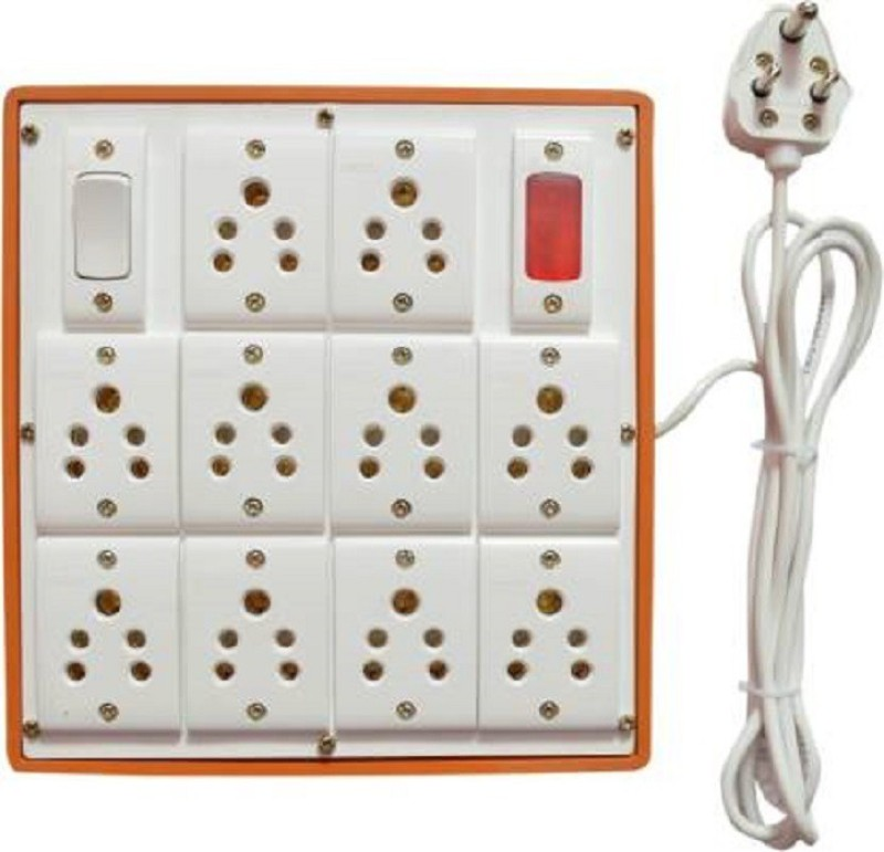 SGS DPS05 10  Socket Extension Boards(White, Orange)