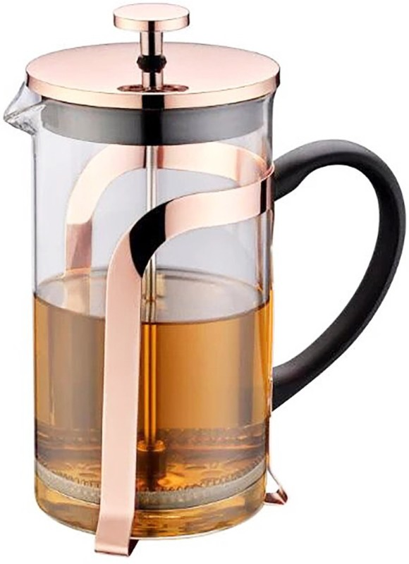 Upscale UPB450RG 3 Cups Coffee Maker(Rose Gold)