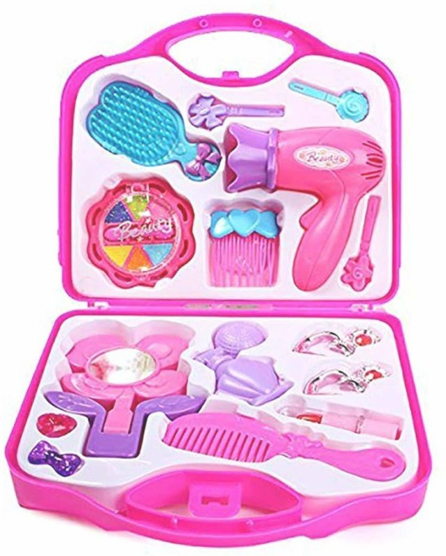 2Fonz Beauty Set with Hair Dryer and Accessories Toys for Kids (Pack of 1)