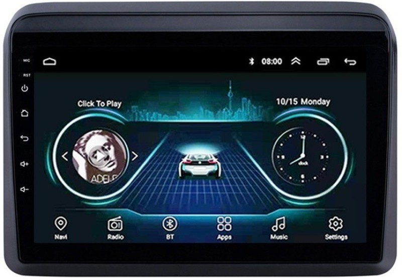 "Sound Boss Androidify 3rd Generation 9"" Inch Android 9.1(1GB/16GB) For Maruti Suzuki Ertiga 2018-2019 Android Car Stereo (Double Din) Car Stereo(Double Din)"