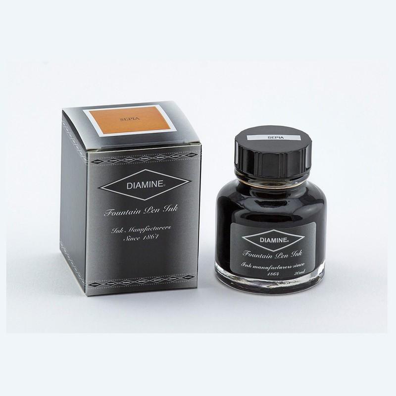 DIAMINE Diamine SEPIA 30 ML Ink Bottle