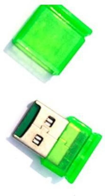 IMUZIX CR815 Card Reader(Green, TRANSPRENT, Blue, Yellow, Orange, METAL, Light Green)