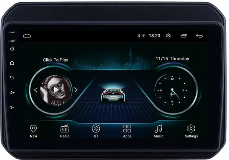 "Sound Boss Androidify 3rd Generation 9"" Inch Android 9.1(1GB/16GB) For Maruti Suzuki Ignis Android Car Stereo (Double Din) Car Stereo(Double Din)"