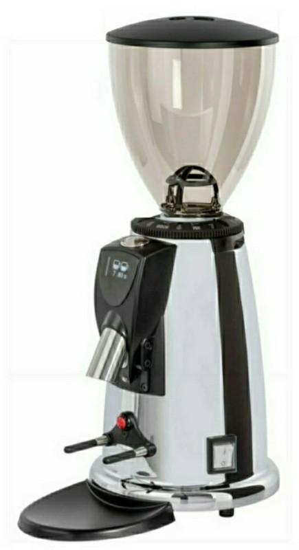 Macap M42D digital Coffee bean grinder 25 Cups Coffee Maker(crome)