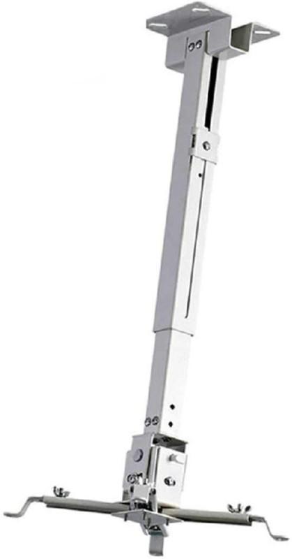 MOIZ Adjustable Ceiling Mount Kit Maximum Load Capacity : 50 Kg. Projector Stand(Maximum Load Capacity 50 kg)
