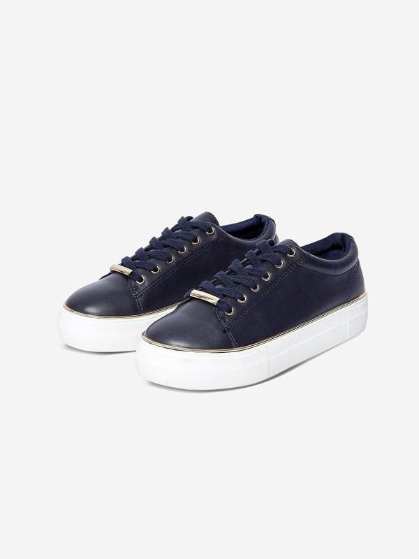 DOROTHY PERKINS Sneakers For Women(Navy)