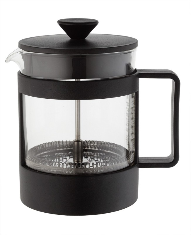 Starbucks X Bodum Recycled Plastic Coffee Press 8 cup by Starbucks (Coffee Brewing Equipment) 8 Cups Coffee Maker(Transparent)