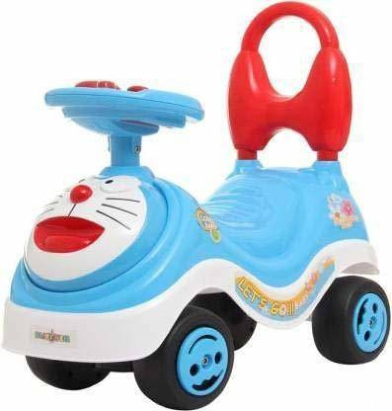 swara collection Bike Non Battery Operated Ride On Car Non Battery Operated Ride On(Blue)