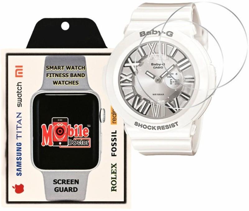 MOBILE DOCTOR Screen Guard for Casio | Baby-G | NEON ILLUMINATOR | BGA-160-7B1(Pack of 3)
