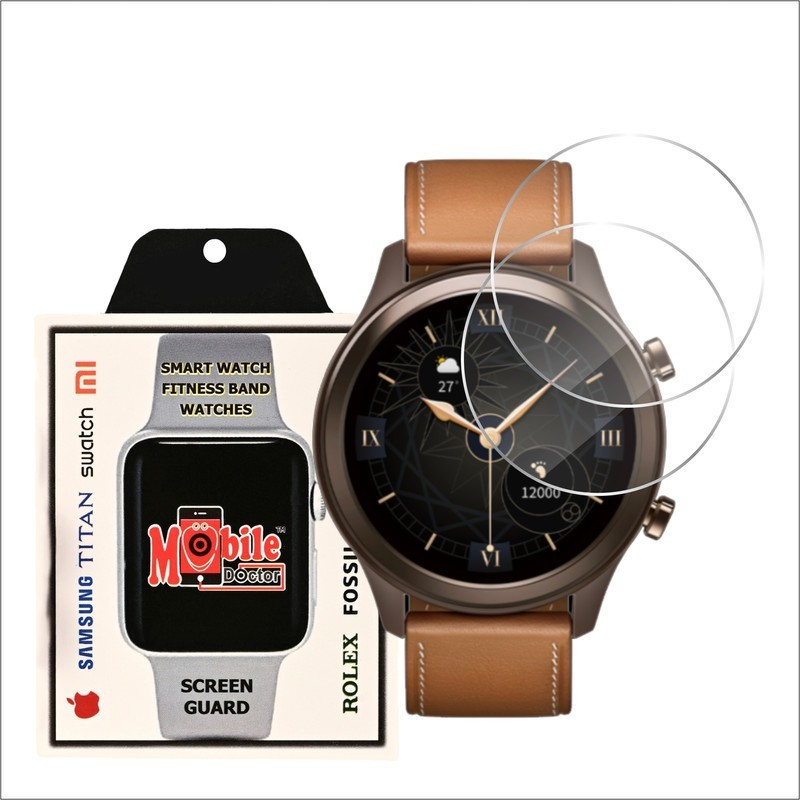 MOBILE DOCTOR Screen Guard for VIVO WATCH 42 MM(Pack of 3)