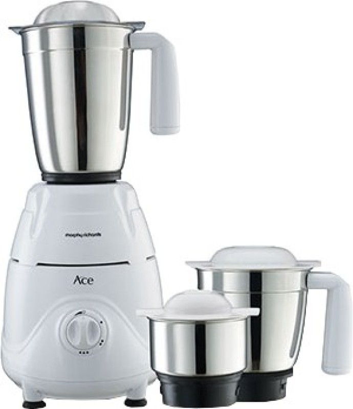 Morphy Richards Ace 500 W Mixer Grinder(3 Jars)
