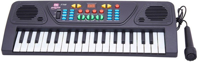 Finnexe Battery Operated Piano Melody Mixing(Multicolor)