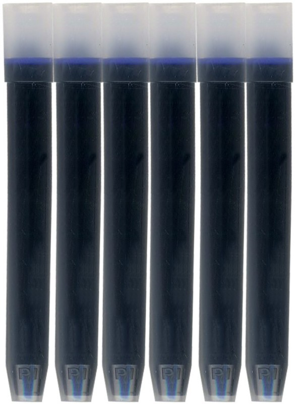 Pilot Blue ( Pack of 6) Ink Cartridge(Pack of 6)