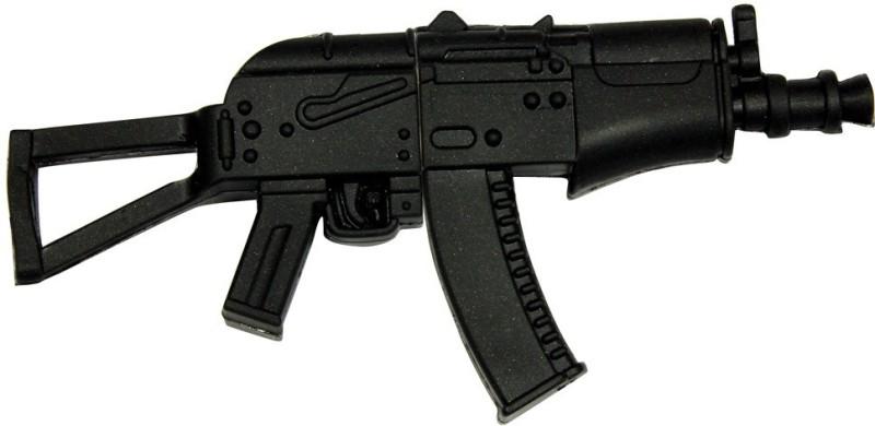 Zeztee AKS-74U Gun Shape 8 GB Pen Drive(Multicolor)