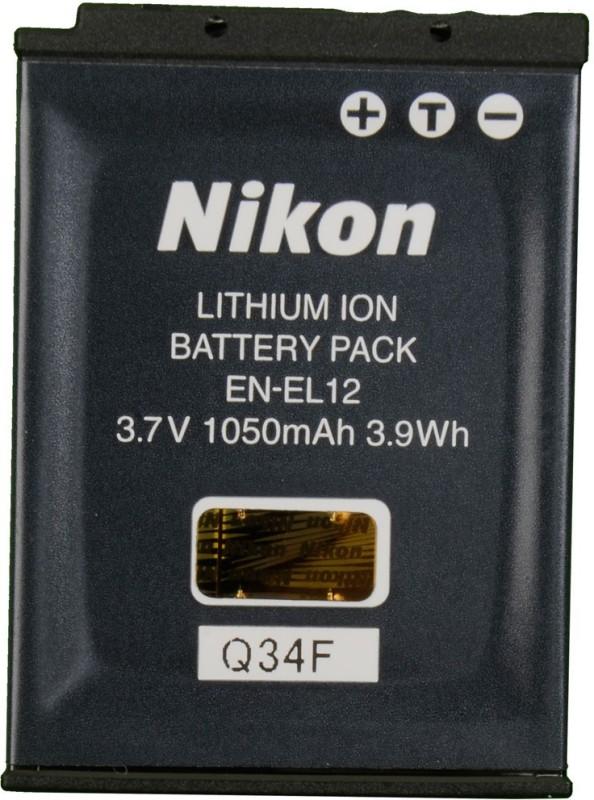 Nikon EN-EL 12  Battery