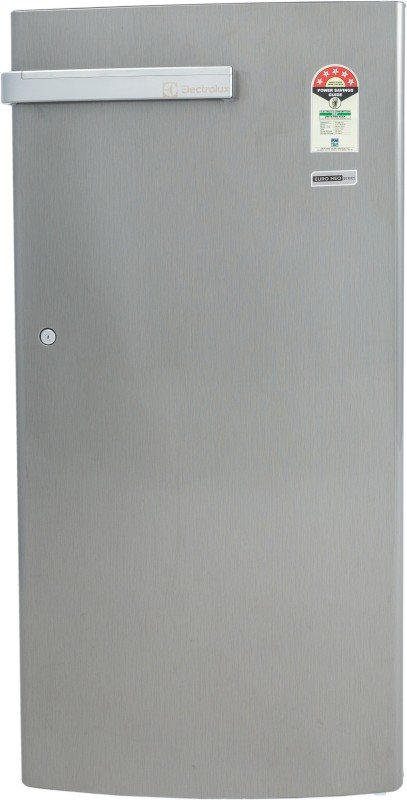 Electrolux 190 L Direct Cool Single Door 3 Star Refrigerator(Silver VCM, EN205PTSV)