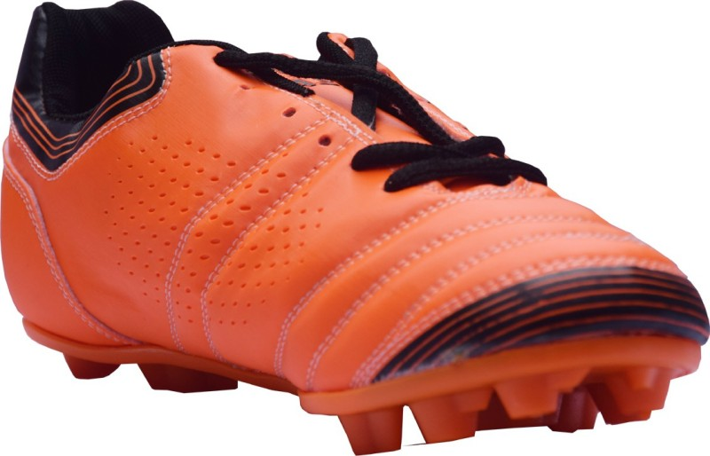 Vector X Chaser Football Shoes For Women(Orange)