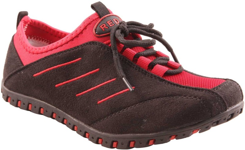 Adorn Active and Trendy Running Shoes For Women(Black)