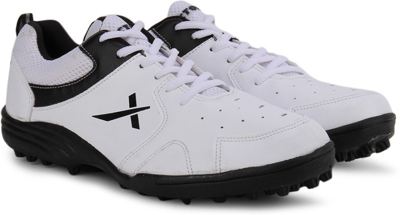 Vector X Blast Cricket Shoes For Women(White)