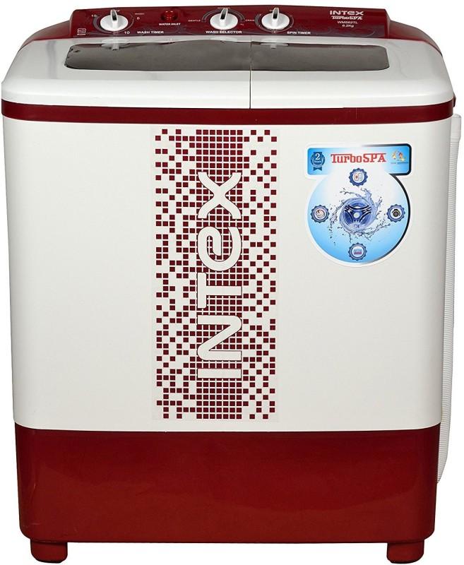 Intex 6.2 kg Semi Automatic Top Load Red(WMS62TL)